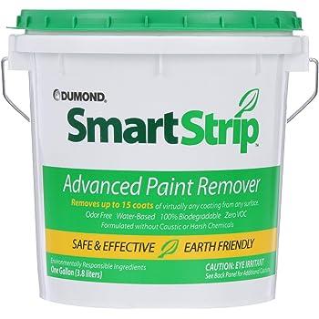 Dumond Chemicals, Inc. 3301 Smart Strip Advanced Paint Remover, 1 Gallon,White