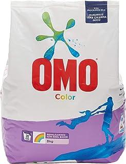 OMO Color 3Kg 1 Paket(1 x 3000 g)
