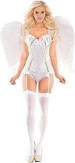 Women's Sweet Angel Deluxe Costume