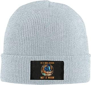 Beanies Knit Cap Skull Hat Leisure Cap for Unisex Horse Heartbeat