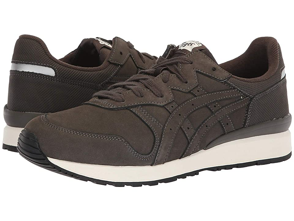 Onitsuka Tiger by Asics Tiger Ally (Dark Sepia/Dark Sepia) Running Shoes