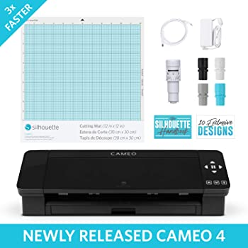 Silhouette America Cameo 4 with Bluetooth