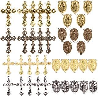 Best plastic rosary crosses Reviews