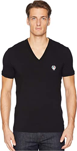 Sport Crest V-Neck T-Shirts