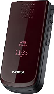 """Nokia 2720 fold - Móvil libre (pantalla de 1,8"""" 128 x"""