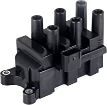SCITOO Ignition Coil Fits for Ford Mazda Mercury V6 3.9L 4.0L 4.2L 2.5L 3.0L 3.8L 2001-2008 Replacement for OE: FD498 C1312 DG485
