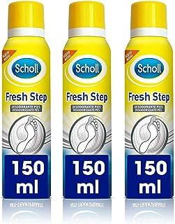 Scholl Desodorante de Pies Fresh Step Antitranspirante -