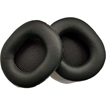 MDR-HW700DS Wireless Headphone Ear Pad//Ear Cushion//Ear Cups//Ear Cover//Earpads Repair Parts Black Geekria Earpad Replacement for Sony MDR-HW700