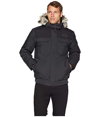 The North Face Gotham Jacket III (Asphalt Grey/TNF Black) Men