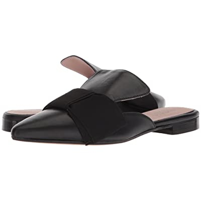 Summit by White Mountain Kieran (Black Leather) Women