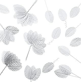 Best silver silk leaves Reviews