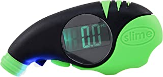 Slime 20475 Elite Digital Tire Gauge for Cars and Trucks with Big, Bright Screen