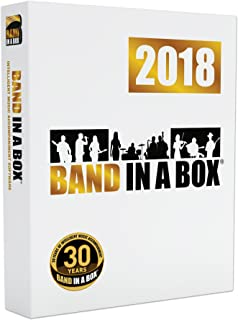 band in a box 2018 windows