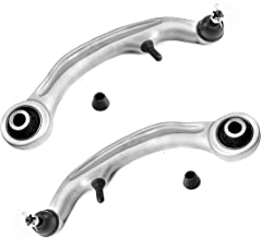 ADIGARAUTO K621340 K621341 2PCS Front Lower Rearward Control Arm and Ball Joint Assembly for Infiniti G35 Nissan 350Z Driver & Passenger Side