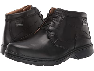 Clarks Rockie Hi Gore-Tex (Black Waterproof) Men