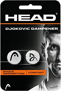 Head Djokovic Dampener Damper Damp Shock Absorber Vibration