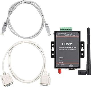 Safe Stable Multifunction Widely Use Durable HF2211, Ethernet Serial Server, DES3 TLS v1.2 for AES-128Bit SSL