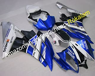 YZF600 R6 06 07 ABS Injection Fairing For Yamaha YZF-R6 2006 2007 Race Motorcycle Fairings (Injection molding)