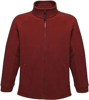 Regatta TRF532 Mens Thor III Fleece Jacket Bordeaux 4XL