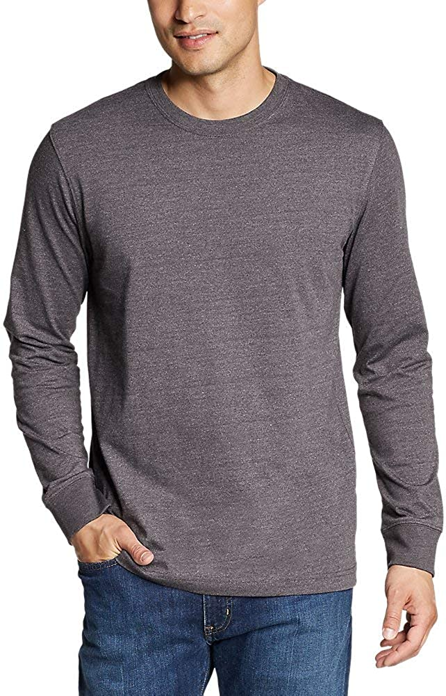 Eddie Bauer Men's Eddie's Long-Sleeve T-Shirt