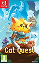 pqube Cat Quest (Nintendo Switch)