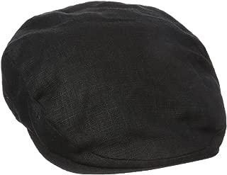 Men's Linen Ivy Cap