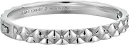 Kate Spade New York - Heavy Metals Quilted Bangle
