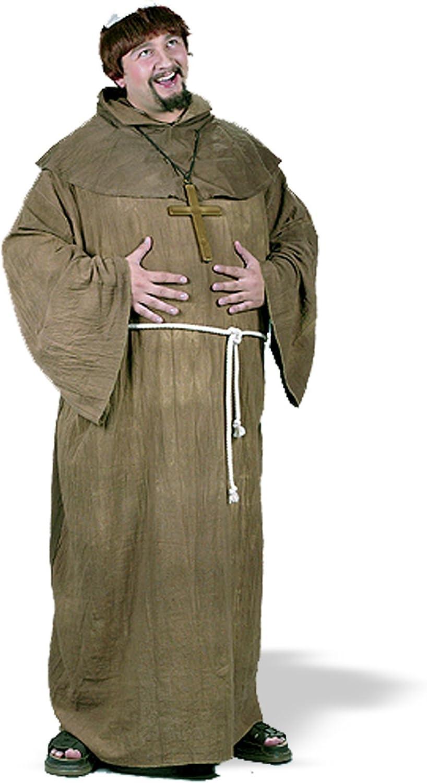 Fun World Costumes Men's Medieval Monk Costume