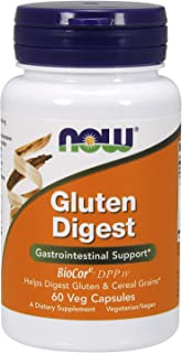 NOW Gluten Digest,60 Veg Capsules