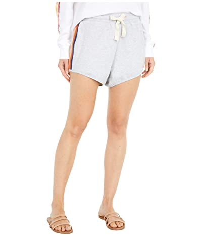 Rip Curl Golden Days Retro Shorts (Light Grey Heather) Women