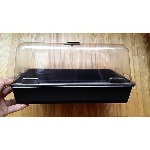 Stewart Plastics Ltd - Mini invernadero (38 x 24 x 18 cm)