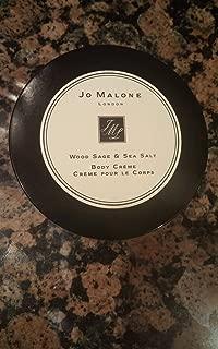 JO MALONE WOOD SAGE & SEA SALT BODY CREME 0.5oz/15ml Travel Size