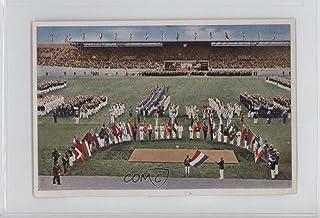 Dutch Soccer Team Ungraded COMC Good to VG-EX (Trading Card) 1936 Reemtsma Olympia 1936 - Band I - Tobacco [Base] #96