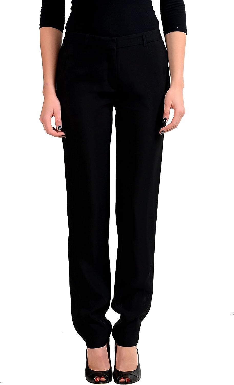 Viktor & Rolf Black Women's Casual Pants US S IT 40