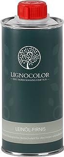 Lignocolor Leinöl-Firnis 250ml Holzöl für den Innen- und Außenbereich