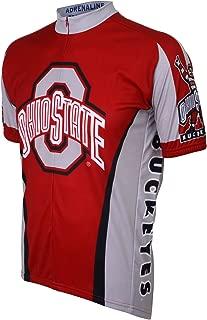 NCAA Ohio State Buckeyes Cycling Jersey