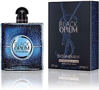 Black Opium Intense Yves Saint Laurent Eau de Parfum for women, 3 Ounce