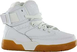 Ewing Athletics Patrick Ewing 33 HI Mens Basketball Shoes 1EW90014-108 White Gum 9 M US