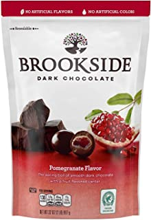 Brookside Dark Chocolate Pomegranate and fruit flavors, 32-Ounce Bag by Brookside