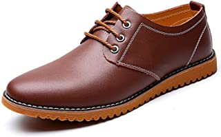 DADAWEN Homme Commercial Style Leather Oxford Chaussure