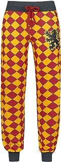 Gryffindor Mujer Pantalón de Pijama Rojo/Amarillo