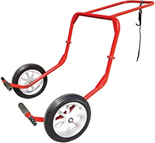 Extreme Max MDM2-RW Red M2 Snowmobile Monster Dolly