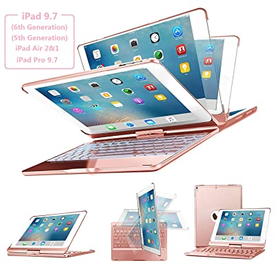 Keyboard Case for iPad 9.7