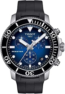 tissot gents chronograph watch