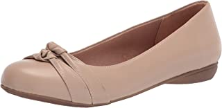 Life Stride Women's Anika Loafer, Taupe, 9