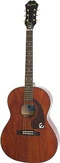epiphone eecbmanh3 acoustic guitar mahogany