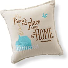 Hallmark There's No Place Like Home Wizard of Oz Pillow
