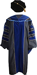 doctoral graduation attire