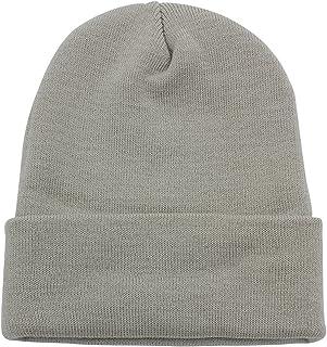 PZLE Warm Winter Hat Knit Beanie Skull Cap Cuff Beanie Hat Winter Hats for Men