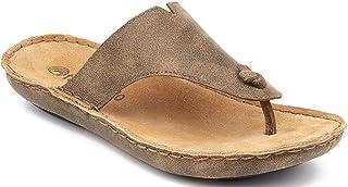 Tamarindo Beachcomber Sandal for Women Leather Softbed Flip Flop